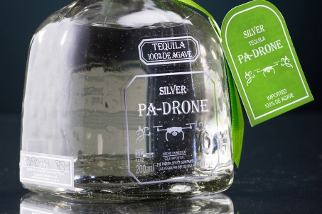 'Pa-Drone': See Patrón's virtual reality drone marketing campaign
