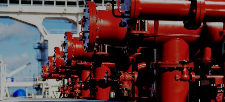 Image of piping for Tanker Investments