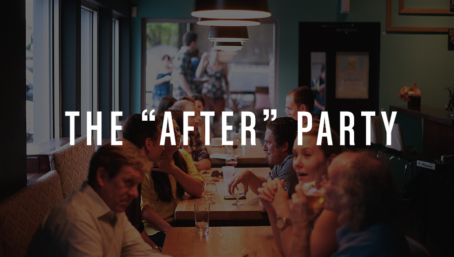 """The """"After"""" Party"""