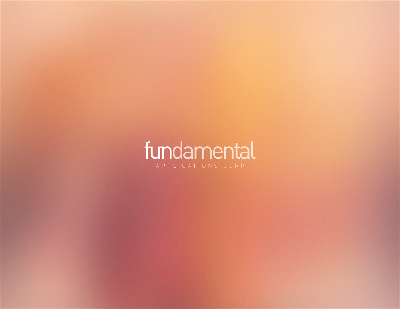 Fundamental Applications Corp 3