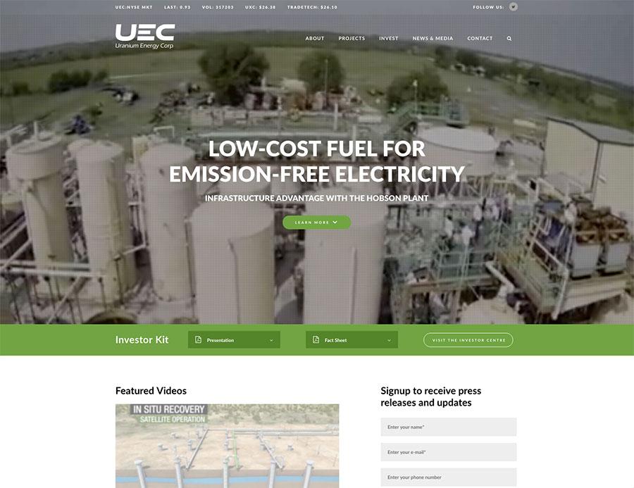 great website design examples