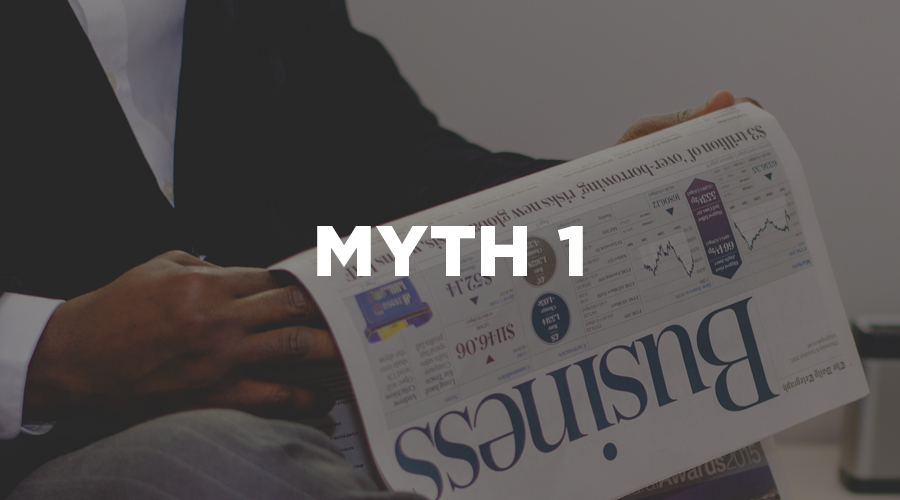 website design myths 1